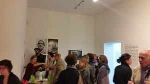Vernissage exposition L'artiste dans la ville La Box ENSAB 271015 (14)