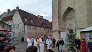 Inauguration Village de Noël 121215 (1)