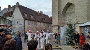 Inauguration Village de Noël 121215 (2)