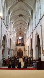 JS Bach Conservatoire Eglise St Pirre 121215 (2)