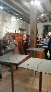 Vernissage sortie Livre Bourges à emporter Atelier Sylvie Pellicer 051215 (1)