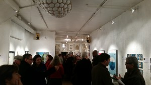 Vernissage exposition Quinzaine Syrienne Galerie Pictura 150316 (1)
