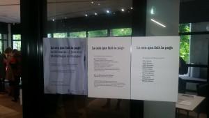 Inauguration exposition Le Son qui fait la Page Médiathèque 250516 (5)