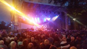 Concert Roy Thomson and the mellow kings Square Cardinal Lefebvre 150716 (3)