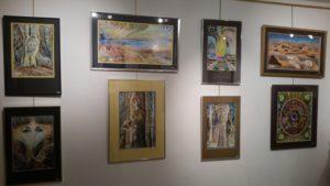 Vernissage Marcel Bouchard - Galerie du Phare 280117