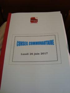 Conseil communautaire 260617 (1)
