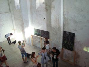 Vernissage exposition Anima Prieuré St Martin 150617 (6)