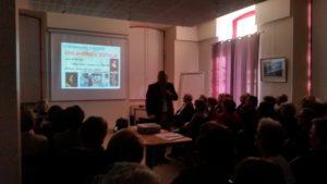 Conférence Renaissance Bourges OT 110419