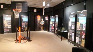 Exposition Sportives Médiathèque 080319 (1)