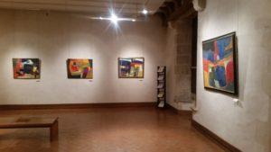 Exposition Voisinage avec Estève - Musée Estève 260619 (15)