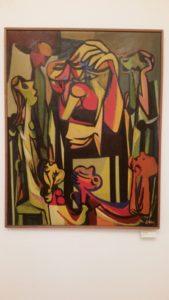 Exposition Voisinage avec Estève - Musée Estève 260619 (8)
