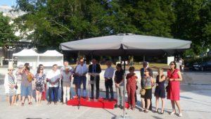Inauguration Place Simone Veil 280519 (1)