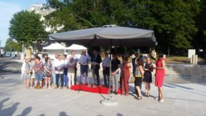 Inauguration Place Simone Veil 280519 (2)
