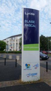 Lycée Blaise Pascal 040619