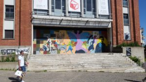 Vernissage Le Mur Bourges 010619