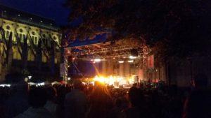 Jupiter & Okwess - Concert cloture Ete à Bourges 310819 (1)