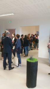 Vernissage exposition Pelouse interdite Alain Fournier 240919 (4)