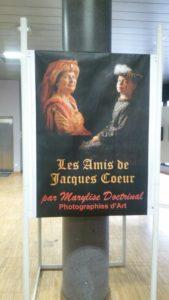 Exposition 20 ans Les Amis de Jacques Coeur Mairie 011119 (1)