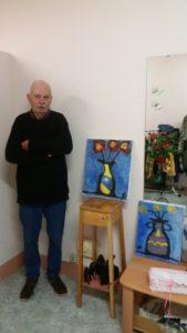 Gilles Auger chez Carmen 311019