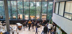 Concert de Noël Conservatoire Mairie 181219 (1)
