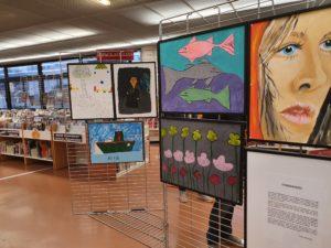 Vernissage exposition Itinérances Médiathèque 271119 (4)
