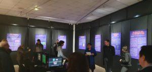 Inauguration 1er Salon 1DGames - Crabelab Médiathèque 010220 (1)