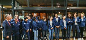 Présentation équipe de France féminine de Basket Mairie 030220 (13)