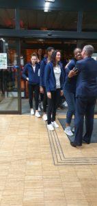 Présentation équipe de France féminine de Basket Mairie 030220 (4)