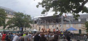Concert Gumbo Jam - Place Cujas 250720 (2)