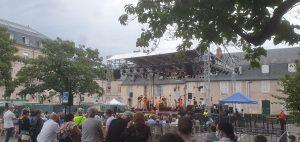 Concert Gumbo Jam - Place Cujas 250720 (3)