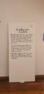 Exposition Sculptures en grès La Borne - Musée du Berry 030720 (1)