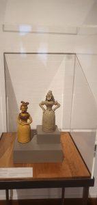 Exposition Sculptures en grès La Borne - Musée du Berry 030720 (4)