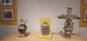 Exposition Sculptures en grès La Borne - Musée du Berry 030720 (6)