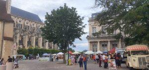 Marché de producteurs - Place Etienne Dolet 250720 (1)