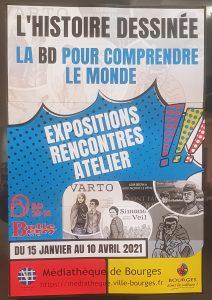 Exposition BD Médiathèque 260121 (24)